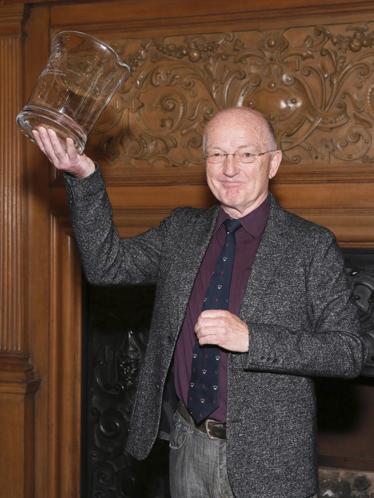 Oz Clarke EWP Communicator of the Year